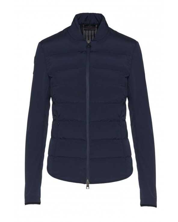 Veste Sportswear CT - R-Lab Nylon Quilted Jacket - Noir - 9999 GID222 NY059 Cavalleria Toscana Parkas & Doudounes