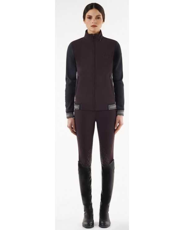 Veste Sportswear CT - Varsity Sweatshirt - Bleu marine - 7901 FED061JV013 Cavalleria Toscana Parkas & Doudounes