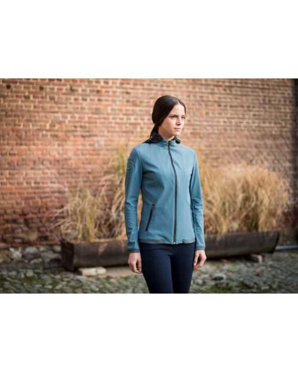 Veste Sportswear CT - Women's Softshell Warm-Up Jacket GID215 JE072 Cavalleria Toscana Parkas & Doudounes