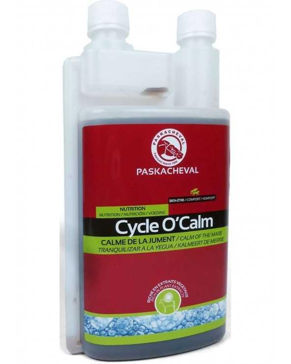 Cycle O'calm ET937A21 Paskacheval Gestion du stress