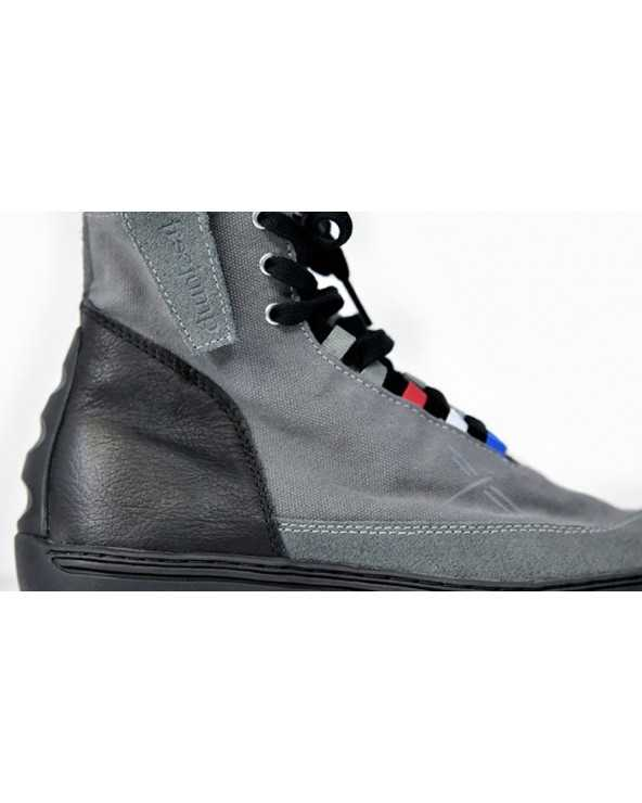 Chaussures Liberty Canvas CanvasGrey Freejump Boots