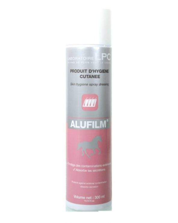 Alufilm LPC Spray 707F07 Laboratoire LPC Soins & Pansage