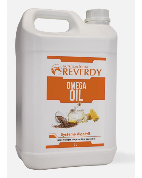 Système digestif - Omega Oil - 5L OMEGAOIL5 Reverdy Système digestif