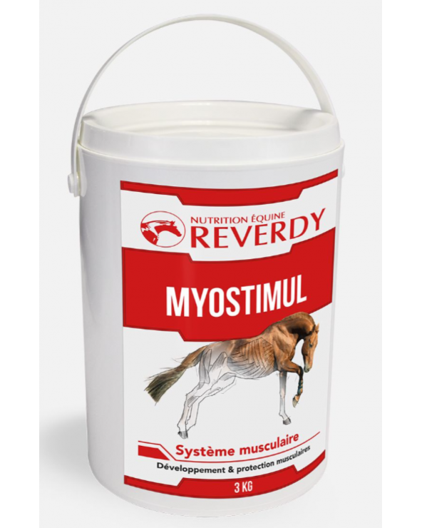 Système musculaire - Myostimul - 3KG MYOSTIMUL3 Reverdy Système musculaire
