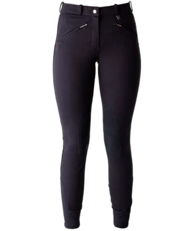Ladies Gisborne Breeches marine 36 802454 Mark Todd Pantalons d'équitations