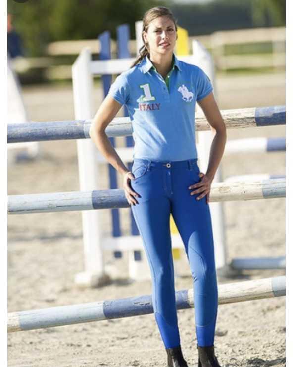 E-thème padova dame 979448640 Equithème Pantalons d'équitations