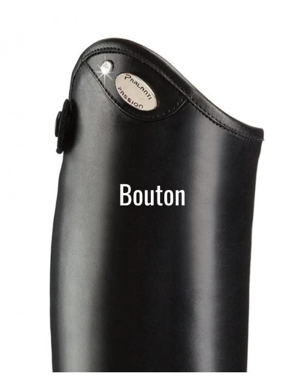 Option bouton Swarovski® originaux bouton Swarovski Parlanti Bottes