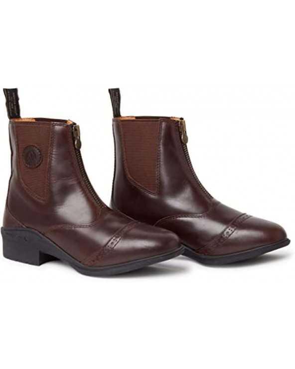 Aurora front zip Paddock 010710100 Mountain horse Boots