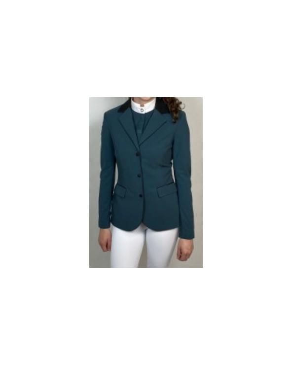 Veste CT GP Zip riding jacket GGD035 JF115 Cavalleria Toscana Vestes de concours