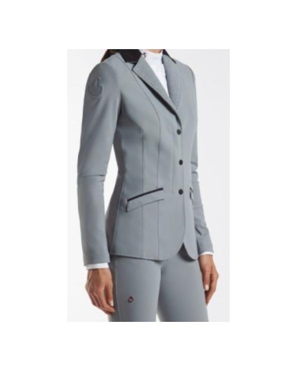 Veste CT Micro Perforated CT Riding Jacket GGD013 JE015 Cavalleria Toscana Vestes de concours