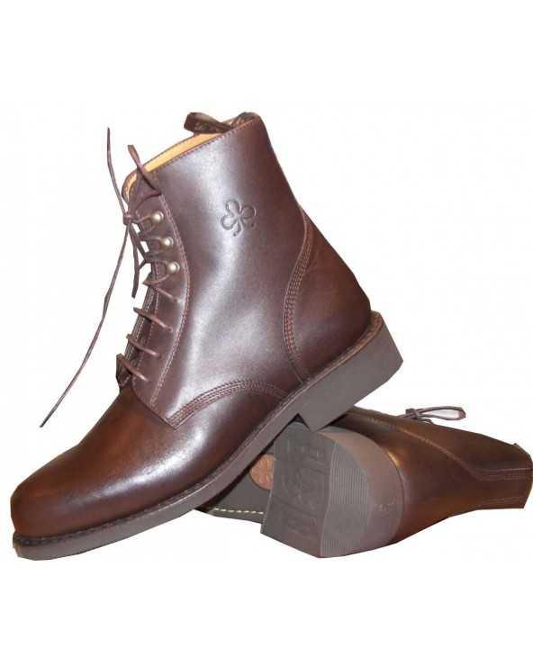 Nevel boots à lacets 1BOL00003-50 Charles de nevel Boots