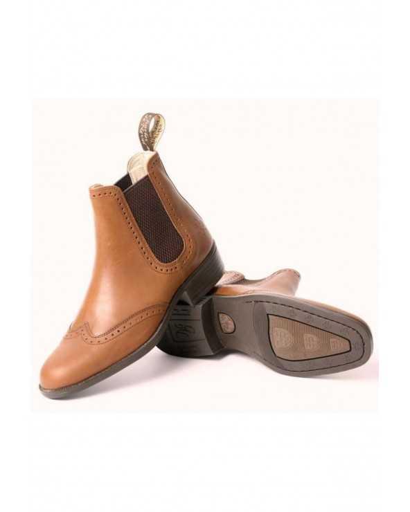 Brice boots à élastique 1BOE00018 Charles de nevel Boots