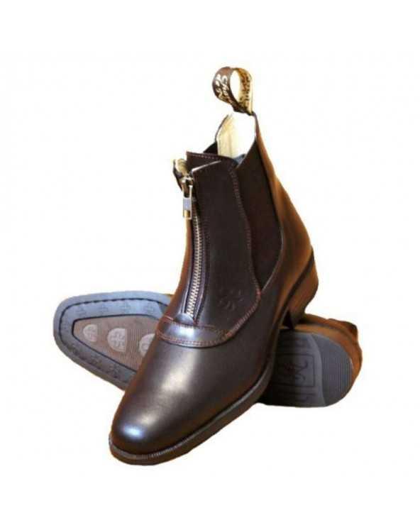 Fabian Zippés boots 1BOE0036 Charles de nevel Bottes