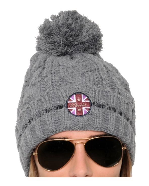 Bonnet Spooks, Josie Gris HAT-102-R2-G Spooks Casquettes & bonnets