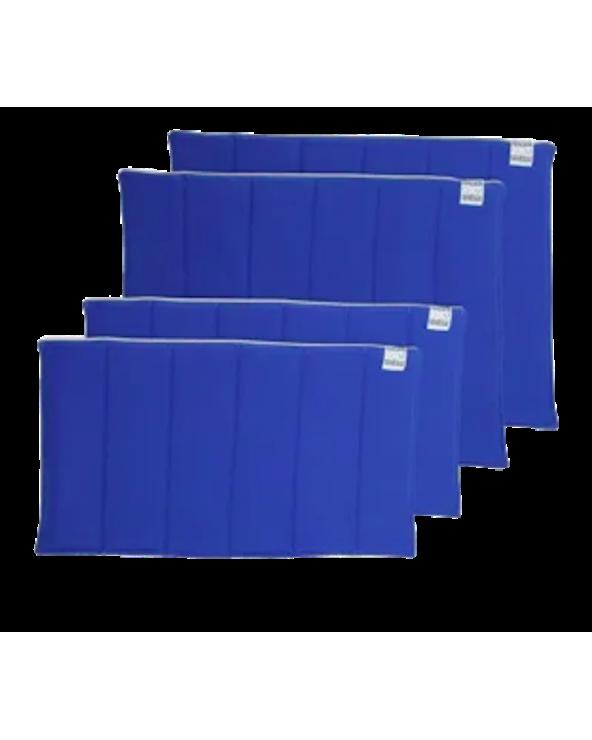 Flanelle GEM - Bleu  GEM Sous-bandages et Flanelle