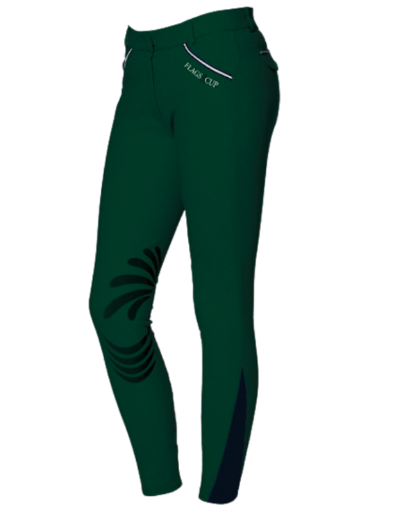 Pantalon Cayenne Flags & Cup - Vert 902812 Flags and Cup Pantalons