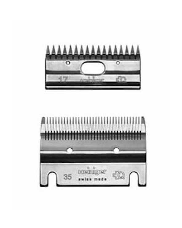Peigne tondeuse Heiniger - Tonte standard soignée 701021 Compositi Tondeuses & Peignes