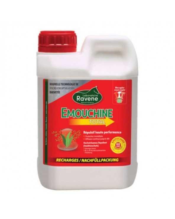 Recharge emouchine total 1,5L EMOUCHINETOTAL1,5L RAVENE Anti-insectes