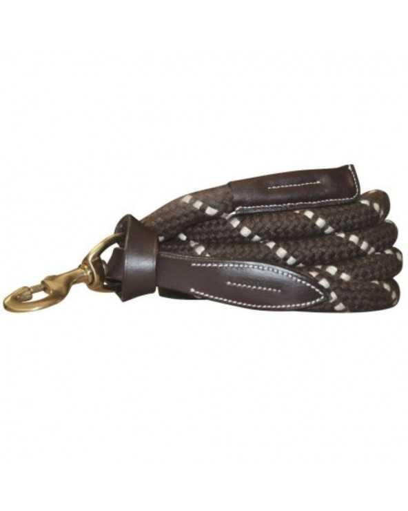 Longe corde 2,5m 119320 Privilège équitation Longes