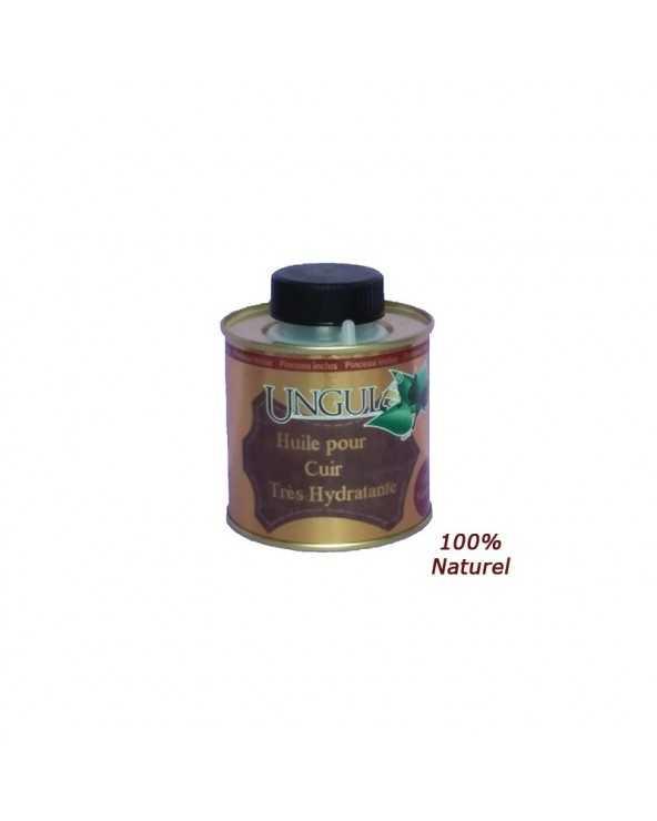 Huile pour cuir ungula huile pour cuir très hydratante 380 ML ungula Soins des Cuirs