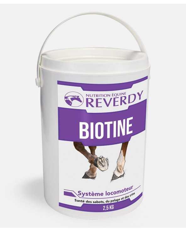 Biotine - 2,5KG BIOTINE2,5 Reverdy Biotine, complément minéral